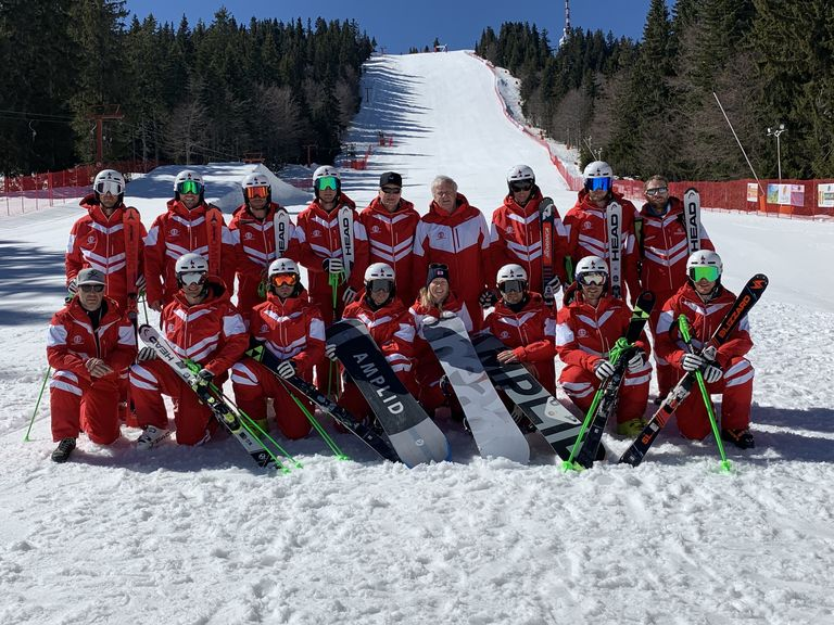 Interski- Team Austria