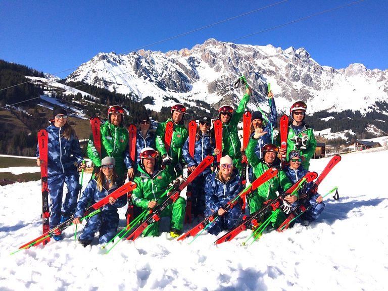 7661326ba12 Österreichische Skilehrer Meisterschaften 2018